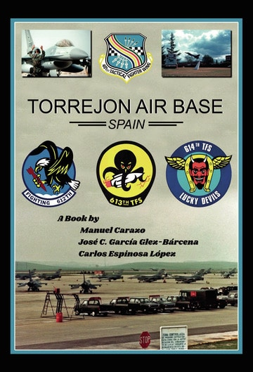 Torrejón Air Base, Spain