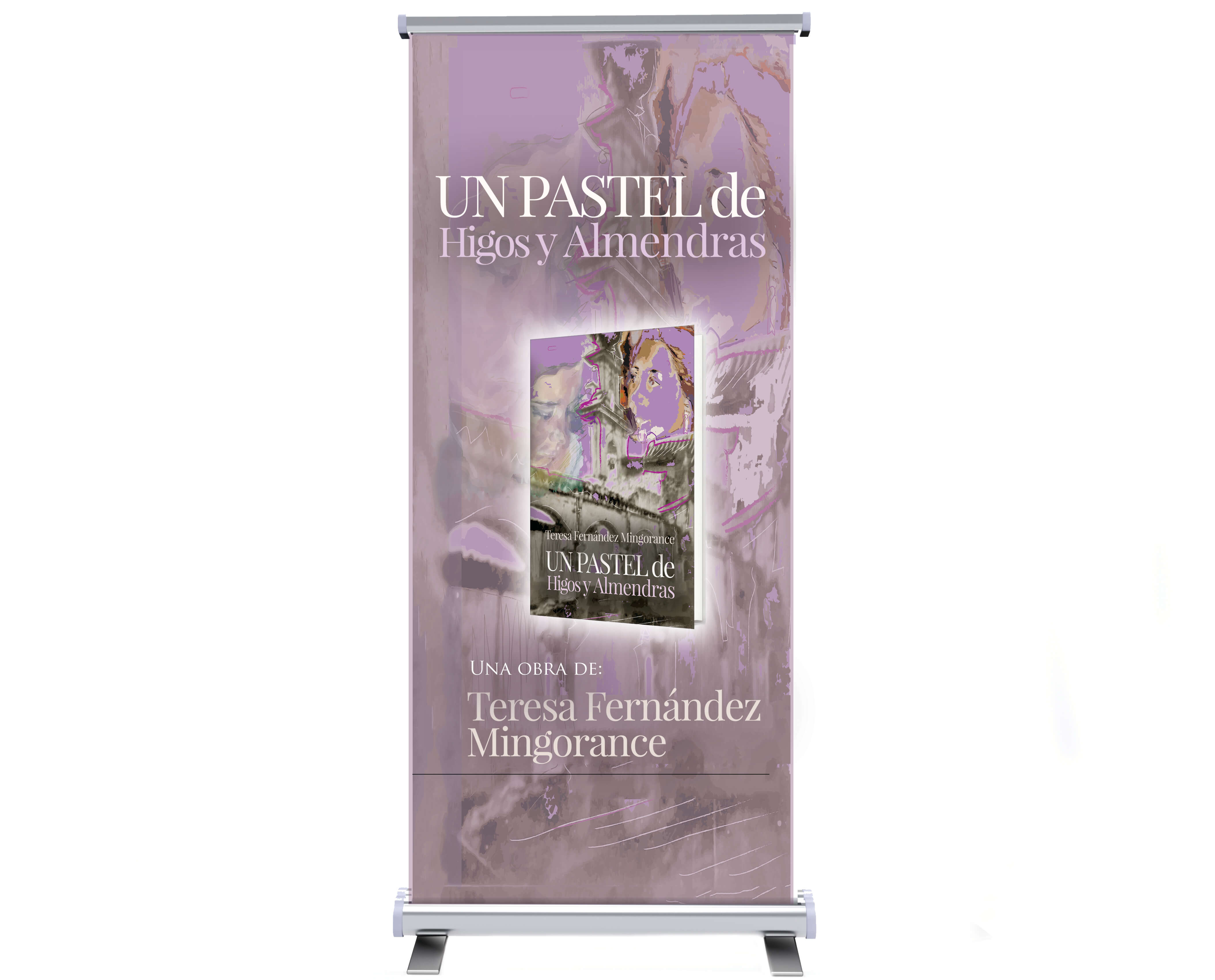 Roll-up personalizado con tu obra